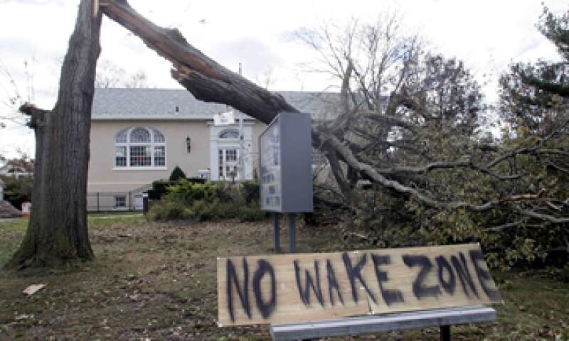 Este domingo se presentó un manual sobre cómo manejar el riesgo financiero de los desastres naturales.  (Foto: Reuters)