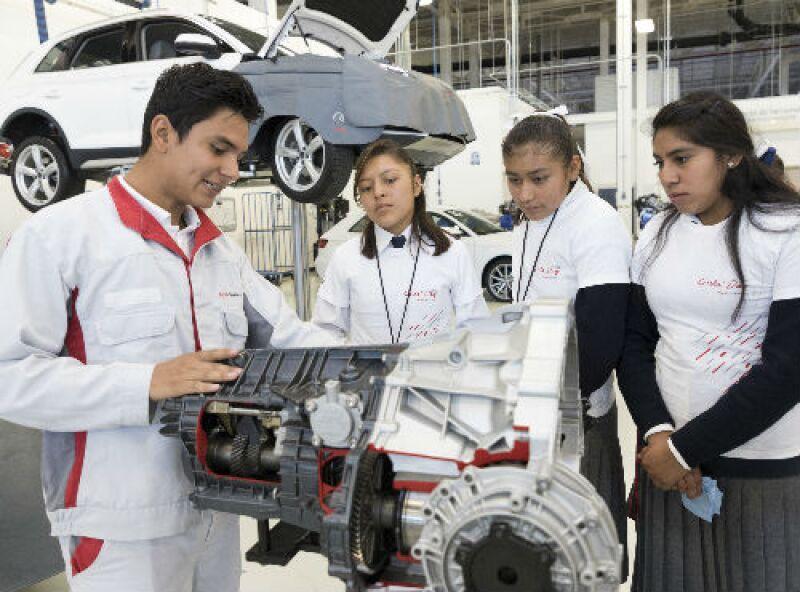 Girls Day 2018 de Audi M�xico