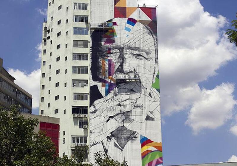 Mural Niemeyer