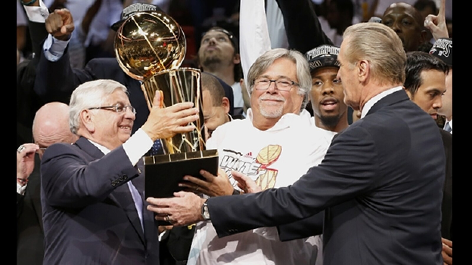 David Stern final NBA