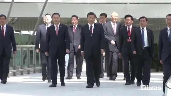 El mega aeropuerto que estrena Beijing con la firma de Zaha Hadid