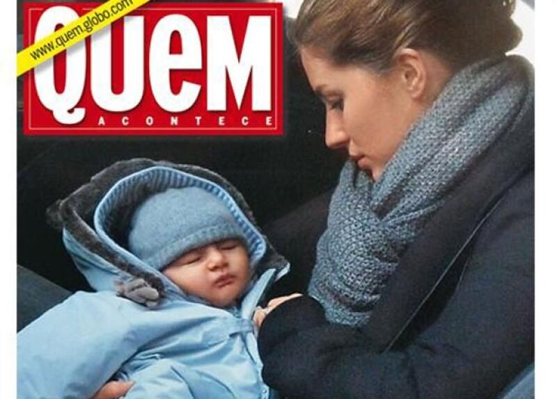 Desde que nació, el pasado 8 de diciembre, no se sabía cómo era el pequeño de Bündchen y Brady.