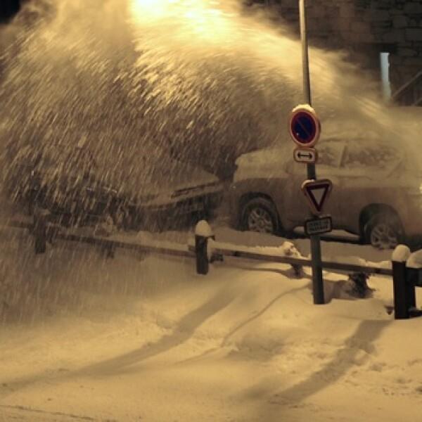 Francia - nevada