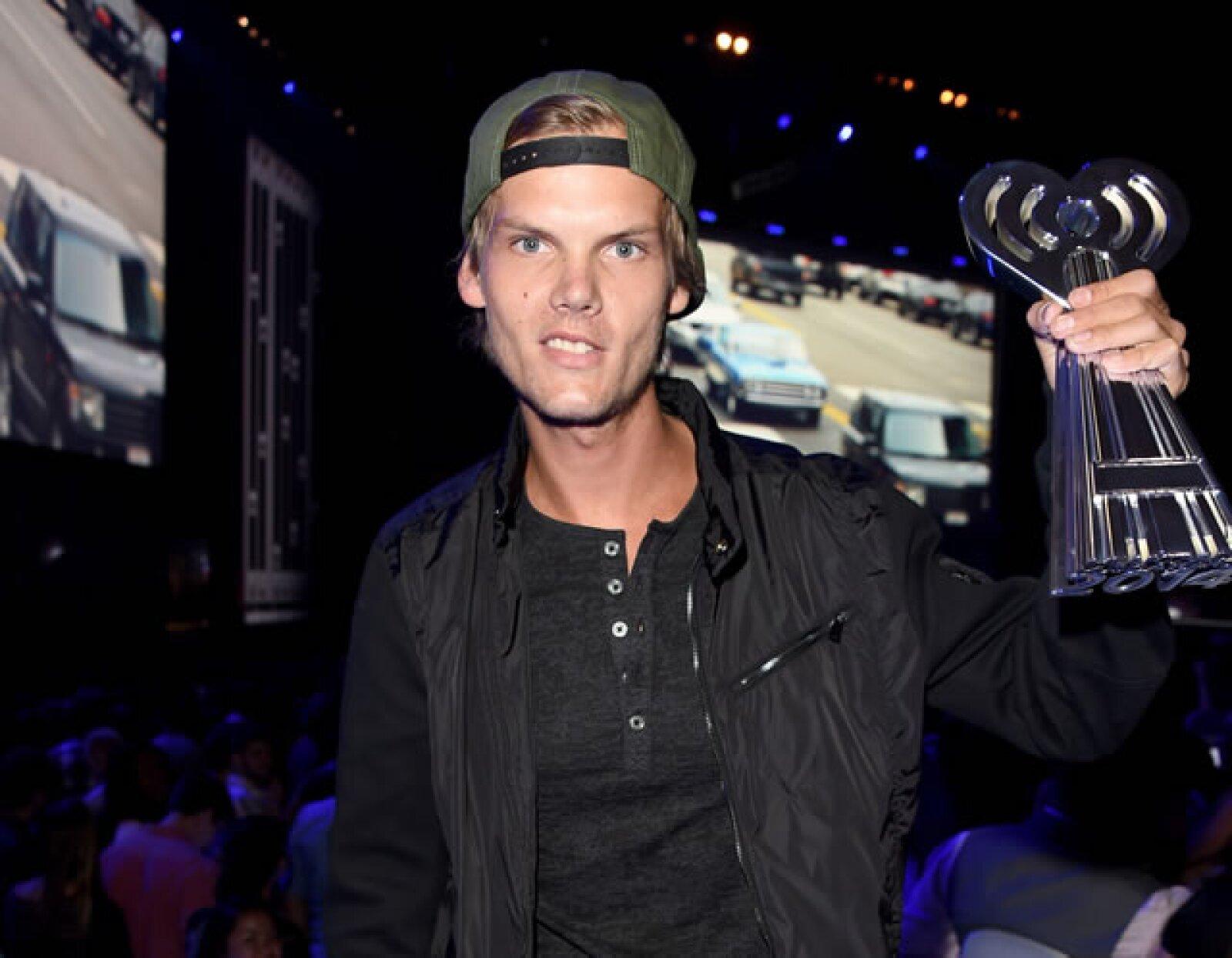 """El Dj sueco, Avicii, a sus 25 años ocupa el sitio 9 con 28 millones de dólares gracias a su sencillo, """"Wake Me Up""""."""