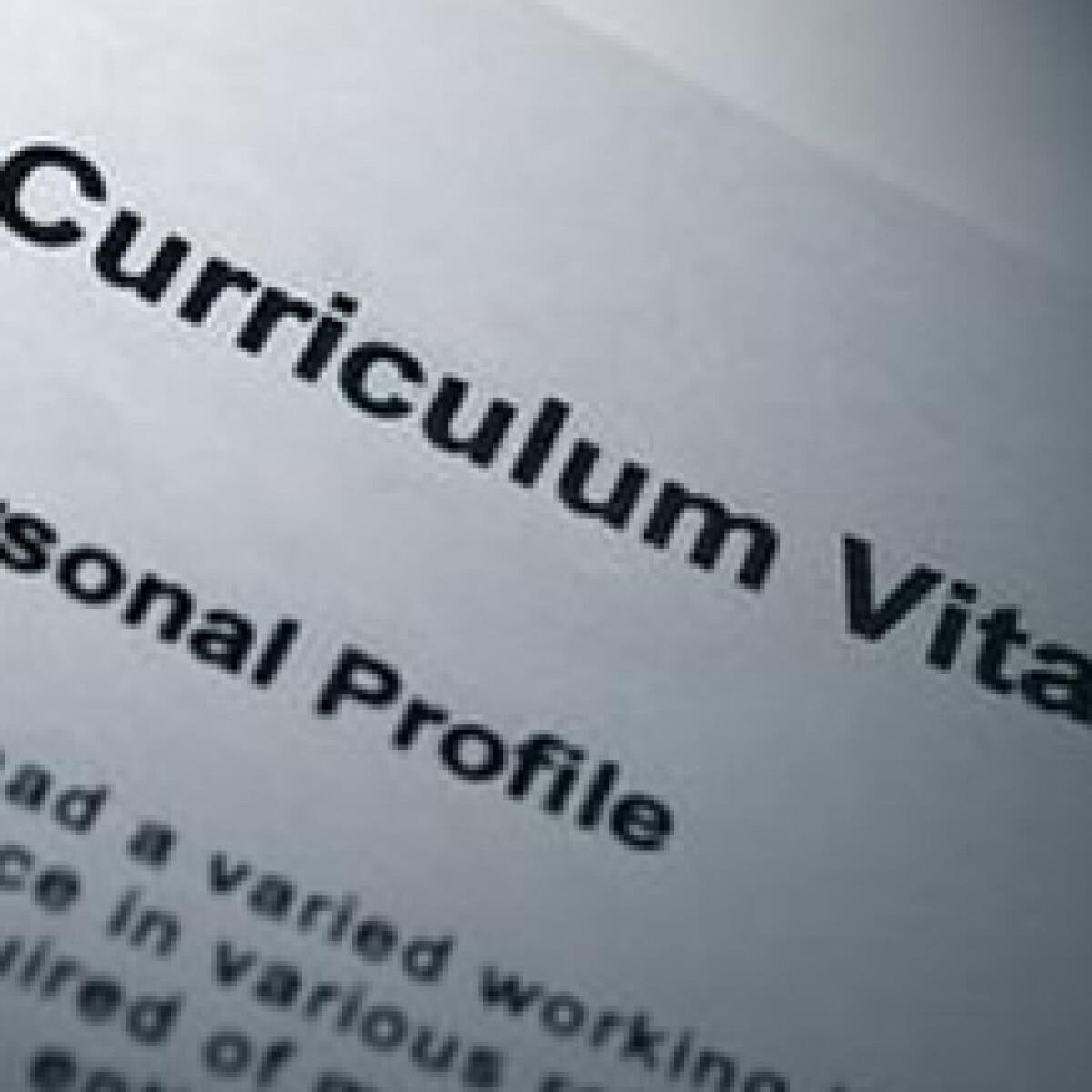 Cómo explicar un agujero en tu currículum