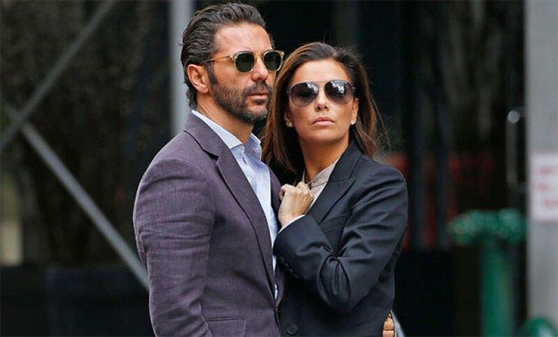 La actriz y su prometido aún no han decidido si se instalarán definitivamente en Ciudad de México tras su boda o se mudarán a Los Ángeles por el trabajo de Eva.
