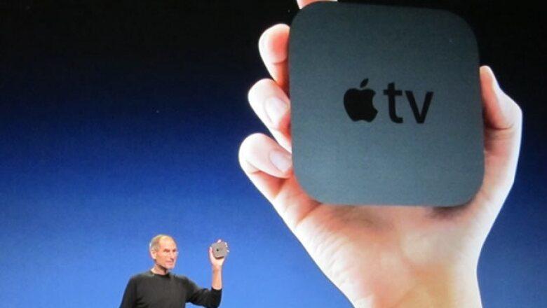 Un nuevo Apple TV a 99 dólares con una señal en vivo para rentar películas por 4.99 dólares, y series de ABC y FOX por 0.99 dólares.