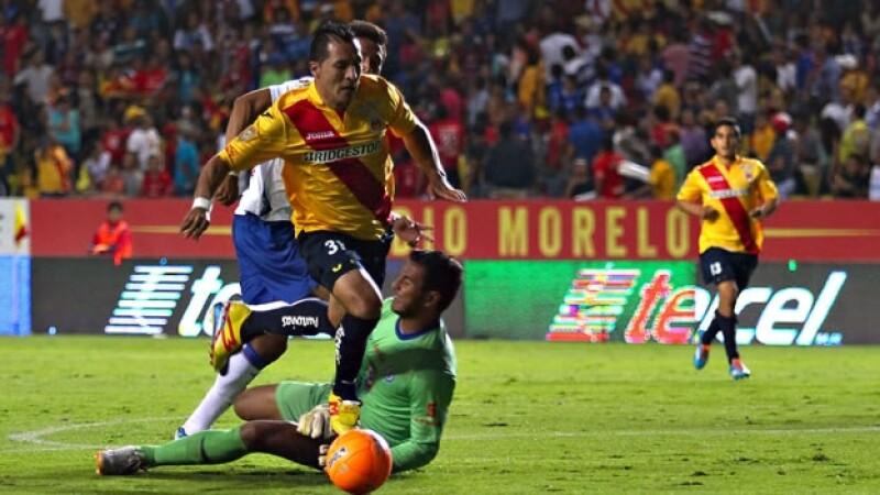 Aldo Leao Ramírez mantuvo a Morelia con buen ritmo y fue factor en la goleada a Cruz Azul por 5-1