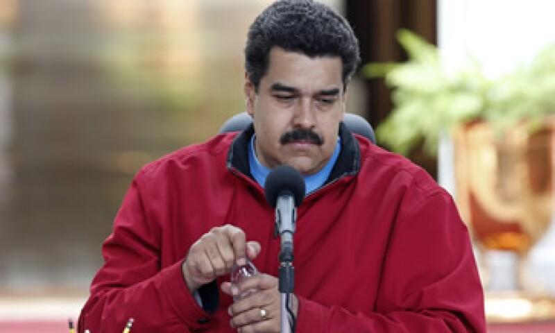 La popularidad de Maduro ha sido afectada por la situación económica de Venezuela. (Foto: Reuters )