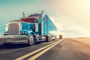transporte carga trailer