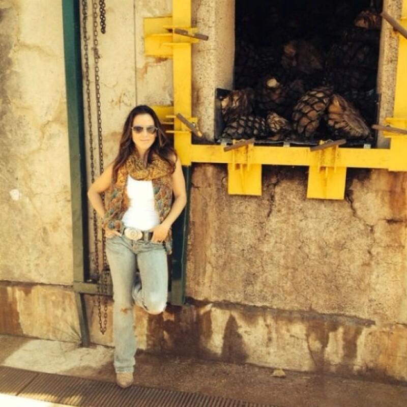 Kate estuvo a finales de julio en Guadalajara y Arandas, Jalisco.
