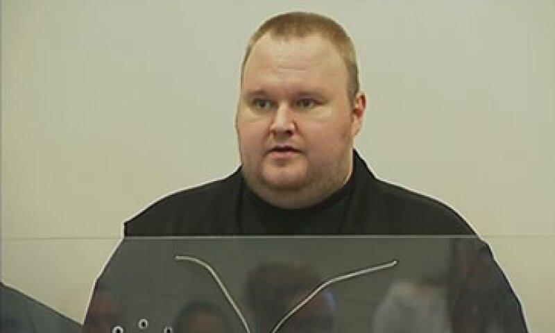 Kim Schmitz ha negado los cargos en su contra y está bajo custodia en una celda. (Foto: Reuters)