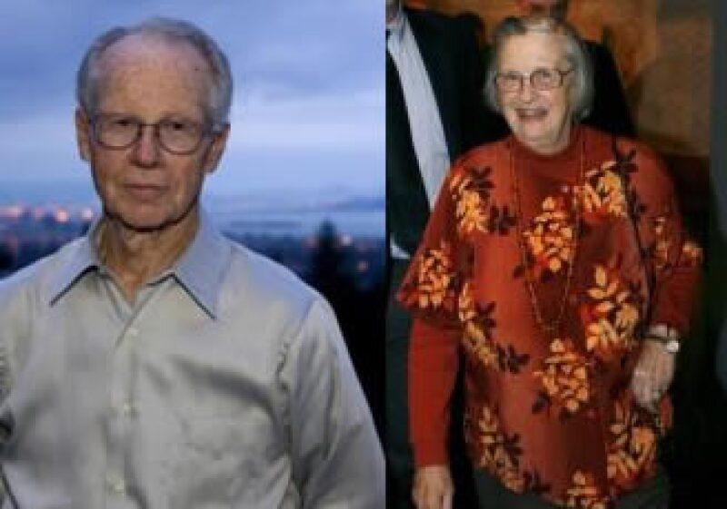 Oliver E. Williamson (izq) y Elinor Ostrom obtuvieron el premio Nobel de Economía del 2009. (Foto: Especial)