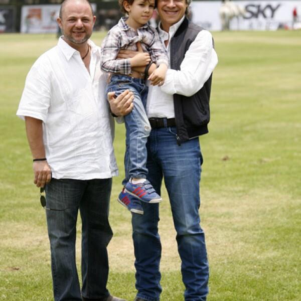 Luis Fernando Villegas,Fernando González,Claudio X González