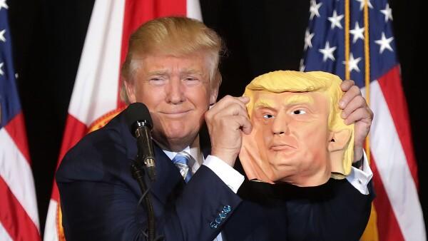 Donald Trump y sus fracasos