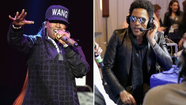 La cantante planea tener invitados especiales, entre los que destacan la rapera y el rockero, aunque no especificó las canciones que interpretará esta noche.