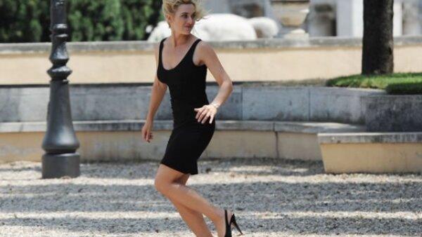 Kate Winslet es la nueva protagonista del anuncio de Longines, la famosa firma suiza de relojes.