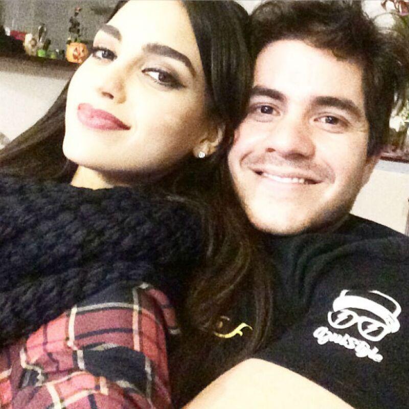 Paco Zazueta, el apoyo incondicional en la vida de Melissa.