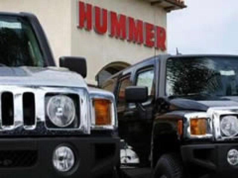GM cederá su marca Hummer a una compañía china. (Foto: Reuters )
