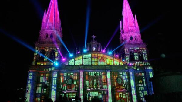 Catedral de Guadalajara 2