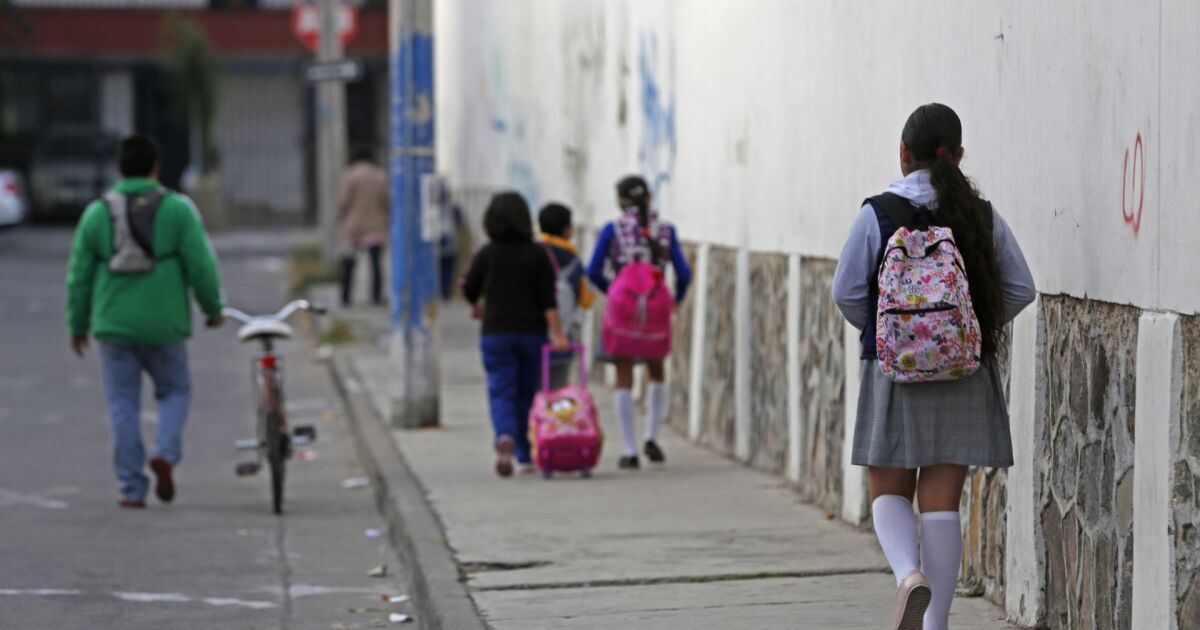 Jalisco perfila el regreso a clases presenciales el próximo 25 de enero