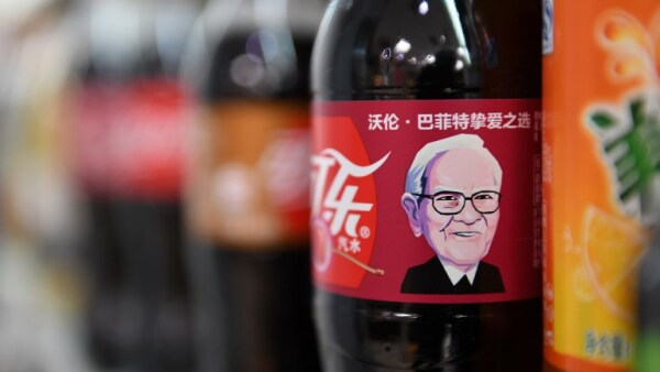 Marcas lobales China Coca cola