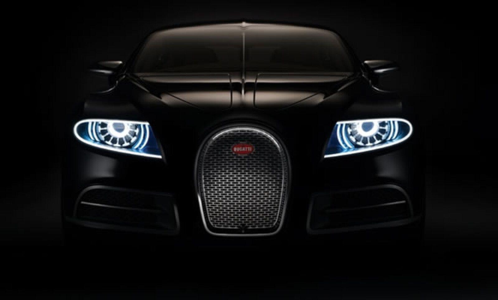 Bugatti presentó su nuevo auto concepto, el Bugatti 16C Calibier. Este Concept-Car busca llegar a ser el más exclusivo, elegante y potente automóvil de cuatro puertas en el mundo.