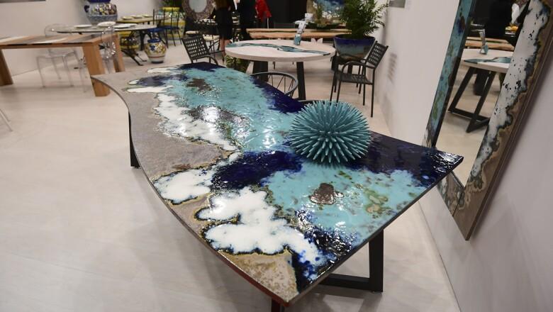 Mesa - diseño - Milán