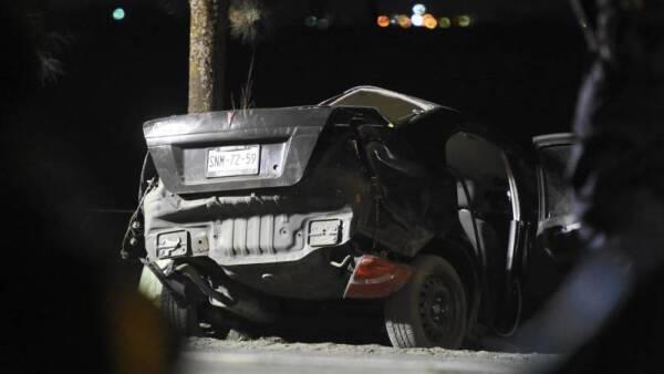 Un niño de 12 años choca un vehículo y provoca la muerte de 5 menores