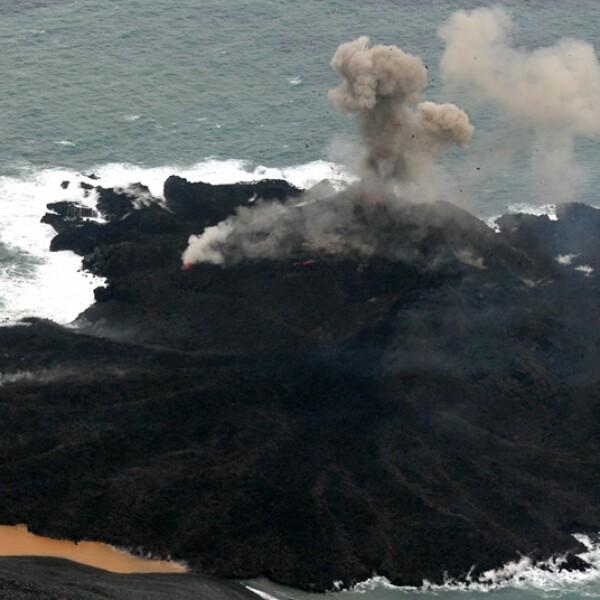 islas Niijima fusion Japón 2