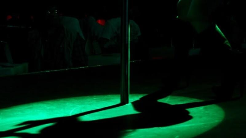 Un centro nocturno como el que fue clausurado en el Estado de México este fin de semana