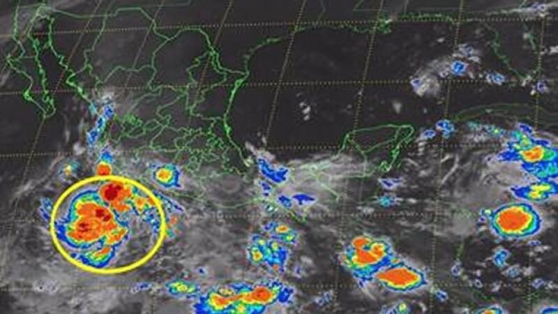 mapa clima 10 de septiembre