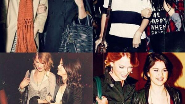 Después de que su amistad terminara entre rumores de que Taylor no soportaba la relación de Justin Bieber con Selena, al parecer, ambas han intentado enmendarlo con mensajes de felicitación mutua.