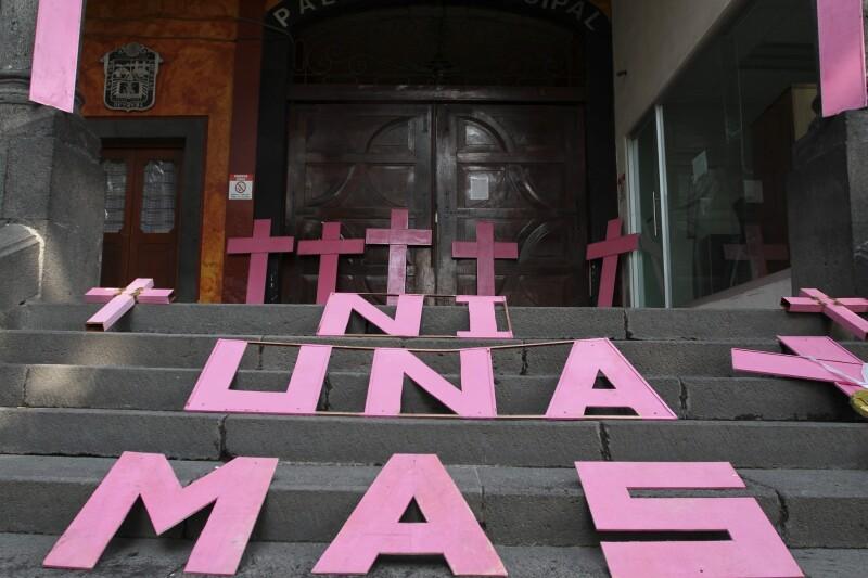 La Alerta de Violencia de Género contra las Mujeres se activó en 14 municipios des estado de Michoacán.