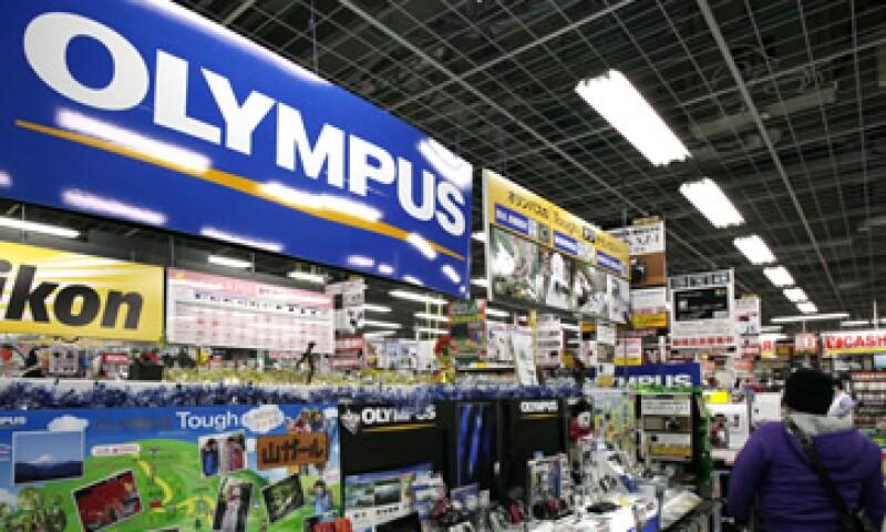 Olympus ha demandado por daños a 19 ejecutivos que forman o formaron parte de la empresa. (Foto: AP)