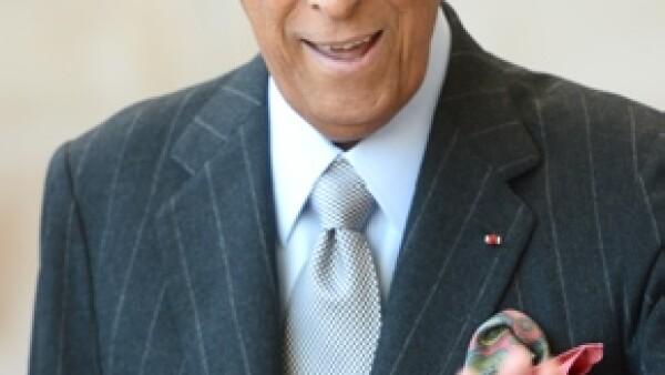 Falleció este lunes a los 82 años en su casa de campo en Connecticut; fue en 2006 cuando lo diagnosticaron con cáncer.