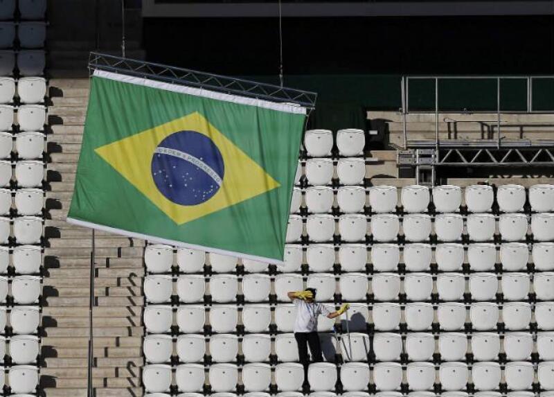 Arena Corinthians, los �ltimos arreglos