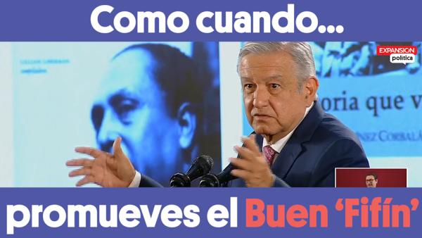 #ComoCuando... AMLO promueve el Buen Fin