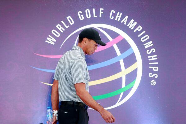 World Golf Championships-Mexico Championship