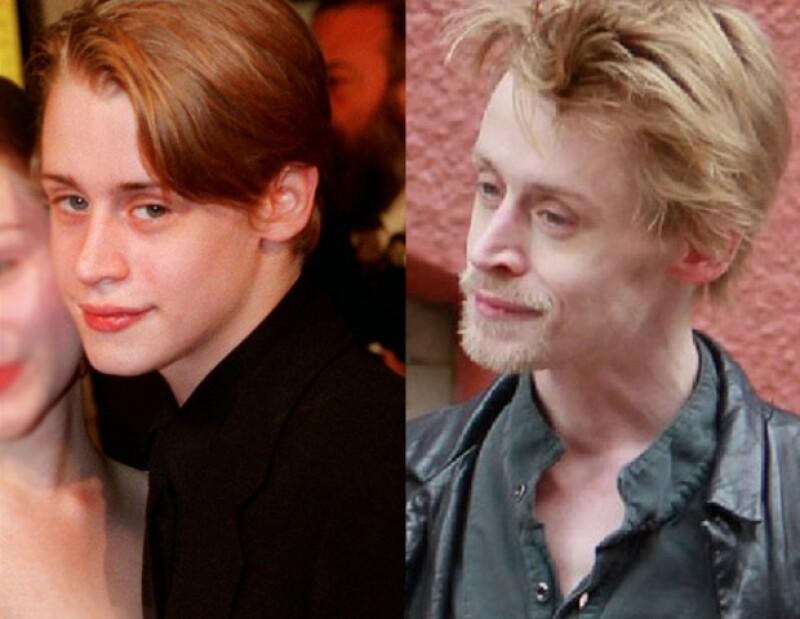 Macaulay prometía ser una de las grandes promesas de Hollywood, sin embargo, sus adicciones se lo han impedido.