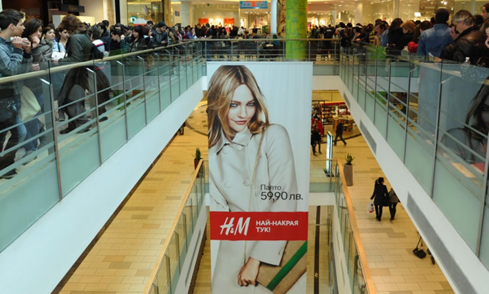 La firma abrió su primera tienda el país europeo, específicamente en su capital Sofía, durante la primera semana de marzo.