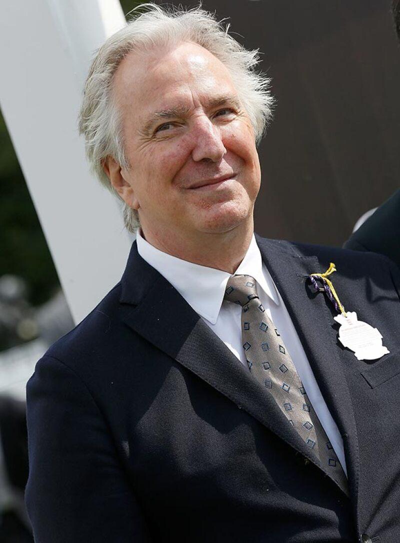 El actor británico ha fallecido en Londres a los 69 años a consecuencia de un cáncer, según han confirmado hoy jueves sus familiares.