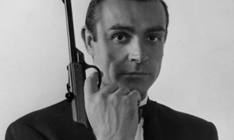 Connery fue uno de los actores más representativos de esta saga. (Foto: Especial)