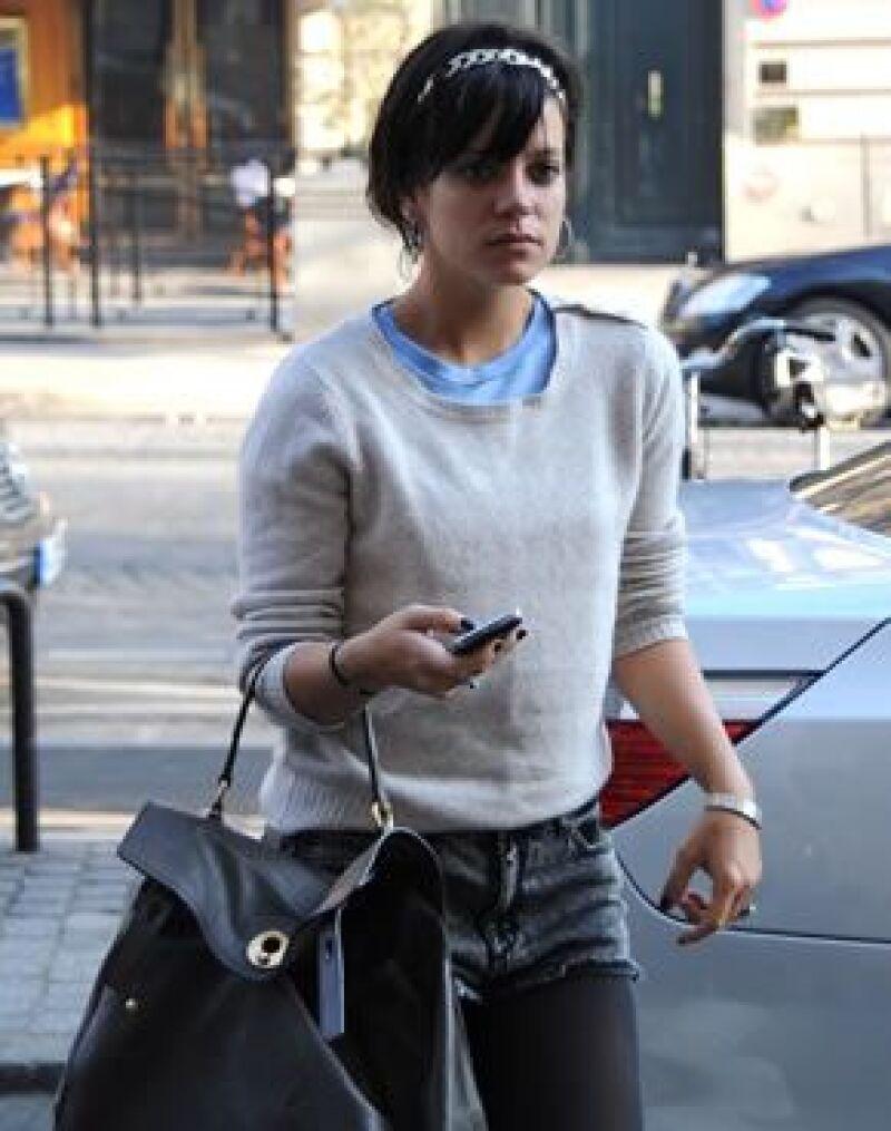 La cantante ocupa el primer lugar con su música y juego en línea en Gran Bretaña.
