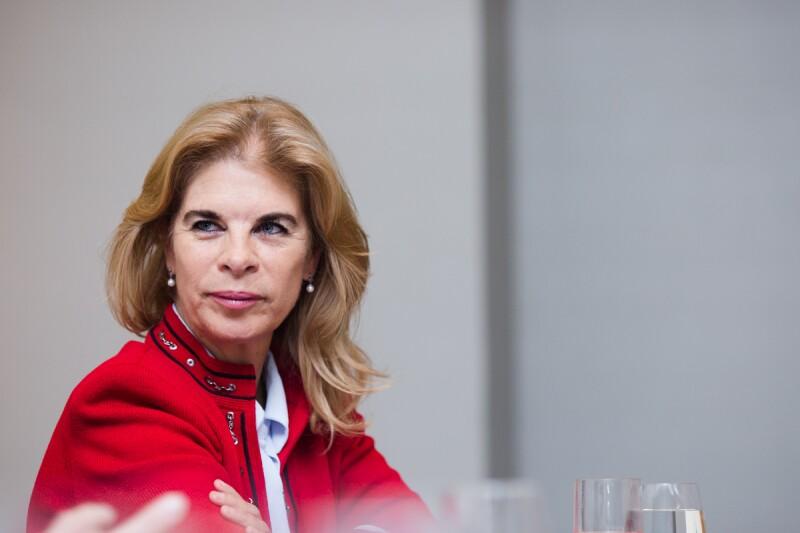 Marcela Torres Peimbert, diputada.