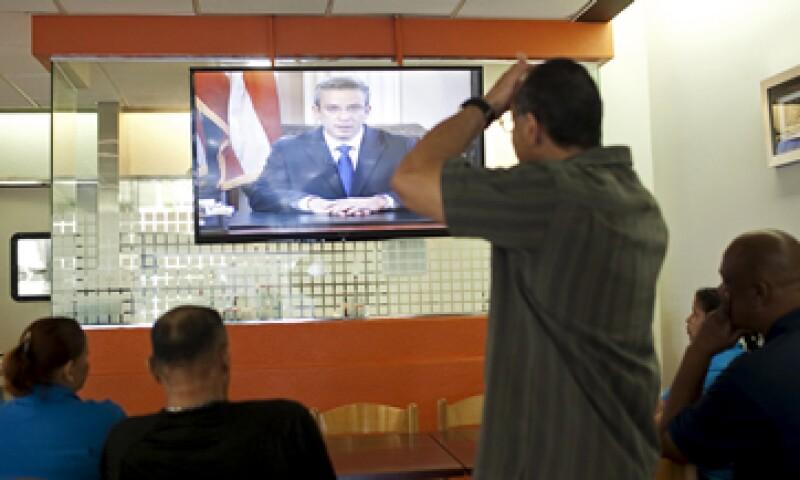 El gobernador de Puerto Rico pidió al Congreso de EU que le permitiera declarar la bancarrota a la isla. (Foto: Reuters )