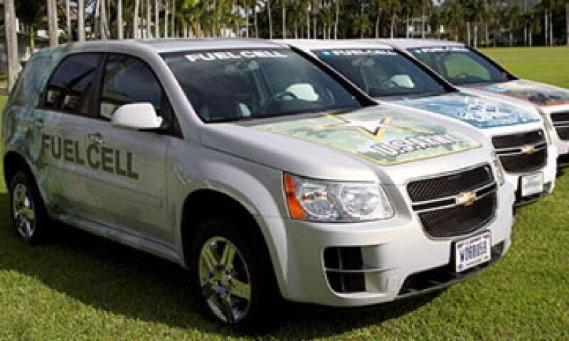 El Ejército de Estados Unidos se ha asociado con General Motors para probar autos de pila de combustible de hidrógeno. (Foto: De CNNMoney)