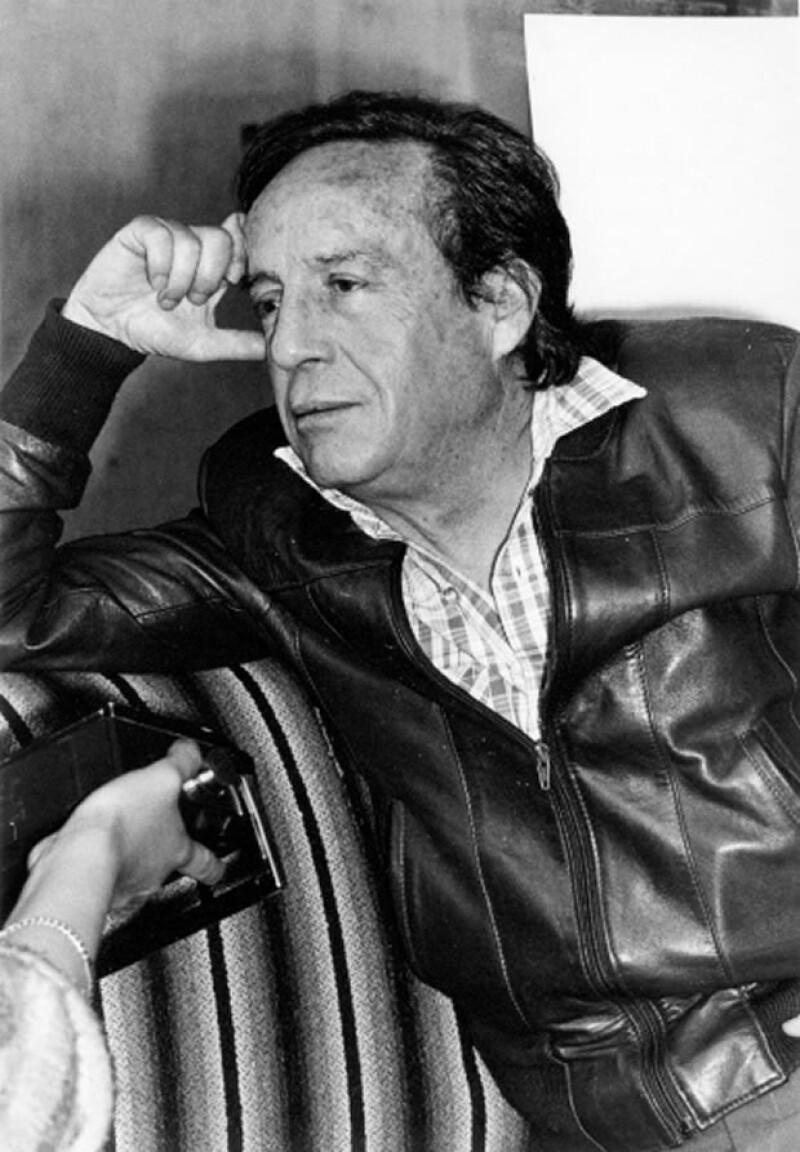 Roberto Gómez Bolaños inició su carrera en los 50.
