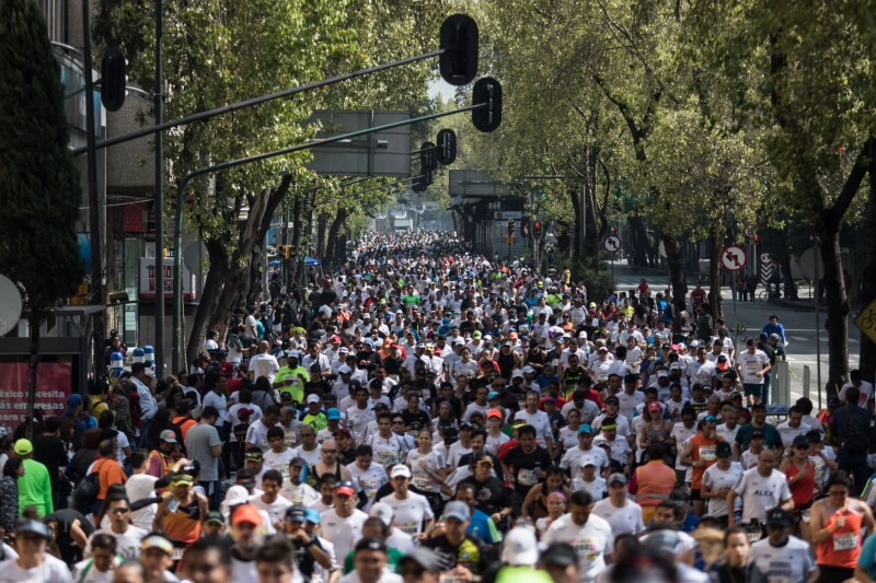 maraton cdmx 2019