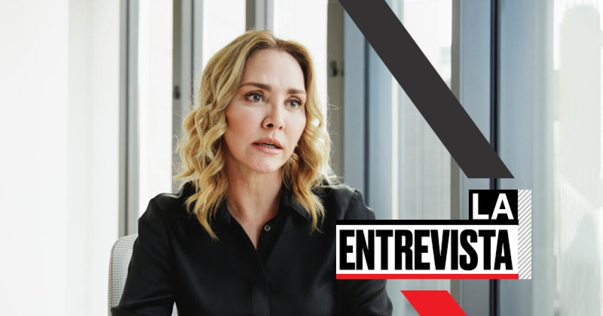 """Angélica Fuentes: """"Me reinventé a los 52 años"""""""